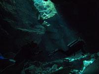最も透明度の高い水セノーテの画像002