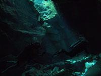 最も透明度の高い水セノーテの画像003
