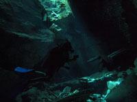 最も透明度の高い水セノーテの画像005