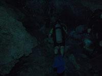 最も透明度の高い水セノーテの画像014