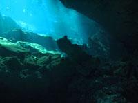 最も透明度の高い水セノーテの画像015