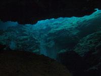 最も透明度の高い水セノーテの画像023