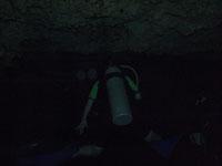 最も透明度の高い水セノーテの画像031