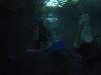 最も透明度の高い水セノーテの画像034