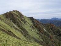 三嶺の紅葉の画像002