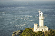 佐多岬の灯台