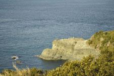 佐多岬の海の画像002