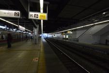 京王線の高幡不動駅の画像001