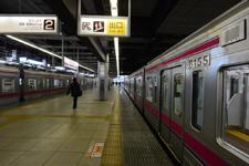 京王線の高幡不動駅の画像004