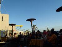 サンタモニカピアのレストラン