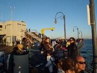 サンタモニカピアの桟橋