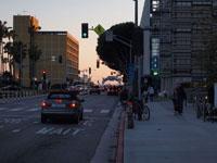サンタモニカの街並みの画像002
