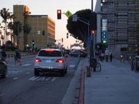 サンタモニカの街並みの画像004