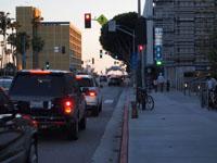 サンタモニカの街並みの画像005