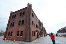 横浜 赤レンガ倉庫の画像002