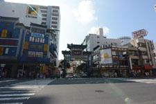 横浜の中華街の画像001
