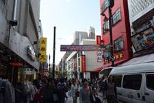 横浜の中華街の画像002