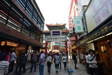 横浜の中華街の画像003