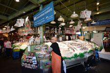 パイク・プレイス・マーケットの魚屋の画像004
