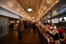 パイク・プレイス・マーケットの花屋の画像002