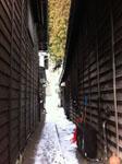 奈良井宿の街並みの画像006