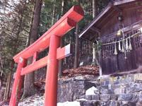 奈良井宿の神社の画像002