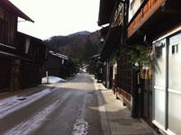 奈良井宿の街並みの画像007