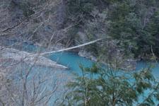 静岡県の寸又峡の画像001