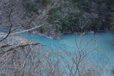 静岡県の寸又峡の画像002