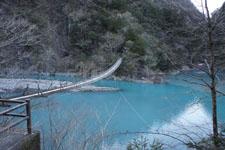静岡県の寸又峡の画像003