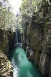 宮崎の高千穂峡の画像001