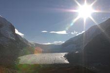 ロッキーのコロンビア大氷原の画像001