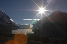 ロッキーのコロンビア大氷原の画像003