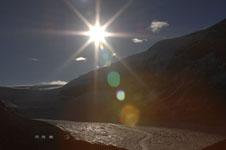 ロッキーのコロンビア大氷原の画像005
