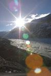 ロッキーのコロンビア大氷原の画像009