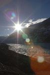 ロッキーのコロンビア大氷原の画像010