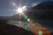 ロッキーのコロンビア大氷原の画像011