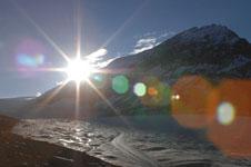 ロッキーのコロンビア大氷原の画像012