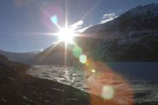 ロッキーのコロンビア大氷原の画像013