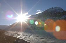ロッキーのコロンビア大氷原の画像014