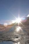 ロッキーのコロンビア大氷原の画像016