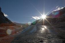 ロッキーのコロンビア大氷原の画像020