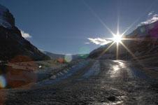 ロッキーのコロンビア大氷原の画像021