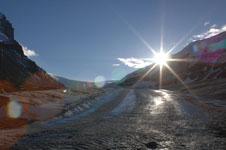 ロッキーのコロンビア大氷原の画像022