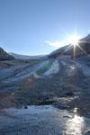 ロッキーのコロンビア大氷原の画像026