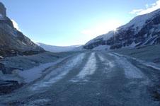 ロッキーのコロンビア大氷原の画像029