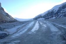 ロッキーのコロンビア大氷原の画像030