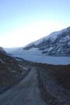 ロッキーのコロンビア大氷原の画像035