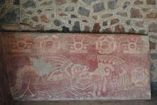 メキシコシティ近郊のテオティワカン遺跡の画像050