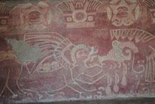 メキシコシティ近郊のテオティワカン遺跡の画像051